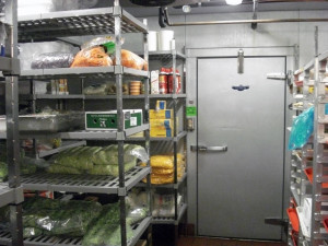 WalkInFridge-Shelving